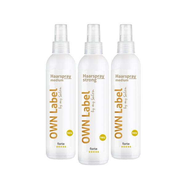 Haarspray White Label