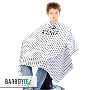 Barber Umhang Kinder